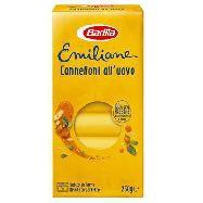 barilla emiliane cannelloni  all`uovo gr.250