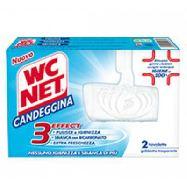 wc net tavolette candeggina 2 pezzi