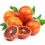 arance rosse di sicilia al pezzo buccia non edibile