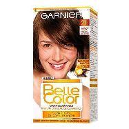 belle color shampoo castano d.n21