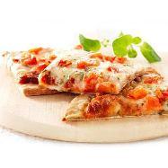 pizza margherita al kg.