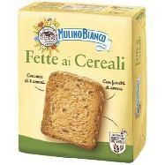 mulino bianco fette biscottate le cereali gr.315