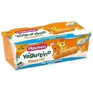 plasmon yogurt latte biscotto gr.100x2