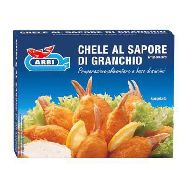 arbi chele granchio panate gr.250