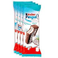 kinder pingui`cocco gr.31x4