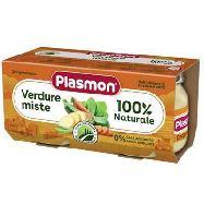 plasmon omogenizzato verdure miste gr.80x2