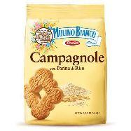 mulino bianco biscotti  campagnole gr.700
