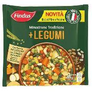 findus  zuppa del casale  tradizionale  gr.600
