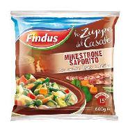 findus zuppe del casale  minestrone saporito  gr.600