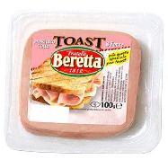 beretta prosciutto cotto toast gr.100