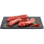 salsiccia luganica piccante al kg