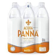 panna acqua naturale pet lt.1.5x6