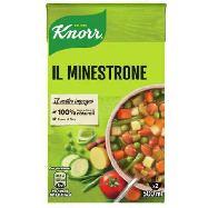 knorr minestrone verdura brik 500