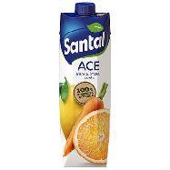 santal brick ace arancia carota e limone  lt.1