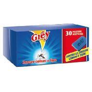 greymat 30 piastrine per zanzare e mosche