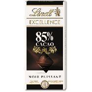 lindt tavolette excellence 85% gr.100