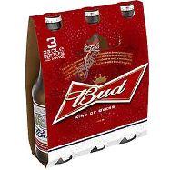 bud birra cl.33x3