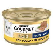 gourmet gold con pollo gr.85