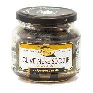 inpa lusinghe olive nere secche gr.180