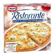 cameo pizza ristorante  quattro formaggi gr.340