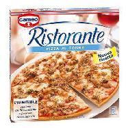 cameo pizza ristorante tonno gr.340