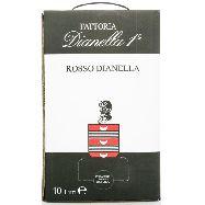 fattoria dianella vino rosso bag in box 12,0 % vol. lt.10