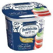 pettinicchio mozzarella fiordilatte gr.200