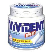 vivident xylit senza zucchero x75 gr.104