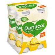 danone danacol ananas ml.100x4 aiuta a ridurre il colesterolo