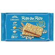 galbusera crackers riso su  riso classici gr.380