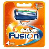 gillette lame fusion manual x4