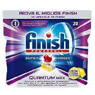 finish pasticche quantum max limone pz.20