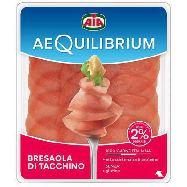 aia aequilibrium bresaola di tacchino gr.100