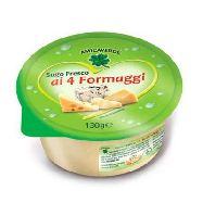 amica verde sugo 4 formaggi g.130