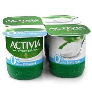 danone activia yogurt naturale 0,1 gr.125x4