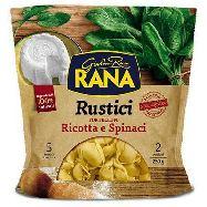 rana rustici tortelloni ricotta e spinaci gr. 250