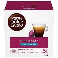 nescafe dolce gusto decaffeinato  16 capsule
