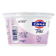 fage yogurt greco total gr.170 0%