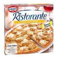 cameo pizza ristorante ai funghi gr.365