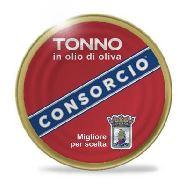 consorcio tonno in olio di oliova gr.111