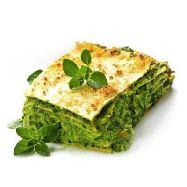 lasagne al pesto al kg disponibili martedi mercoledi sabato