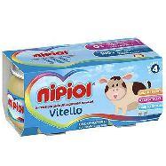 nipiol omogenizzato  vitello gr.80x2