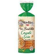 mulino bianco pane 5 cereali e soia gr.400