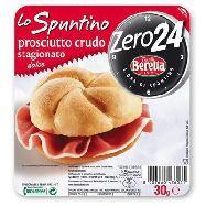 beretta zero24 prosciutto crudo dolce gr.30