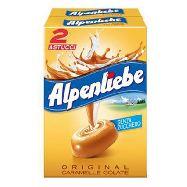 alpenliebe  original senza zucchero gr.49x2