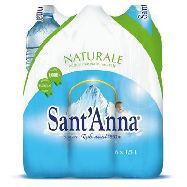 sant'anna acqua naturale lt.1.5x6