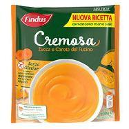 findus cremose zucca/carote g.600