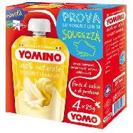 yomo yomino banana gr.85x4