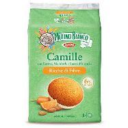 mulino bianco camille x8 con carote mandorle e succo di arancia gr.304