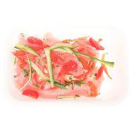 straccetti di pollo e verdure nostra produzione al kg